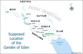 the garden of testament maps bible history