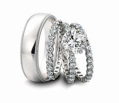 his and hers wedding ring sets wedding ideas excelent his ands wedding ring ideas matching sets