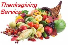 community thanksgiving meal and service chatham baptist church
