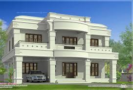 Home Exterior Design Kerala luxury home exterior designs simple shape double storied kerala