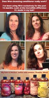 It Works Skin Care Reviews Jill Reviews It One Year With Wen Hair Care Jill Cataldo