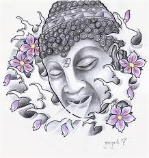 buddha tattoo design by graynd on deviantart