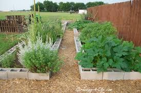 Cinder Block Garage Plans by Home Design Cinder Block Veggie Garden Cabinetry Restoration