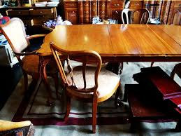 antique dining rooms bid in online auctions liveauctioneers