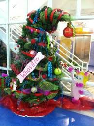 how to make a who ville tree grinch holidays and grinch