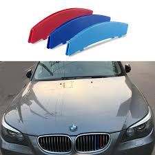 bmw e60 accessories for bmw 5 series e60 emblems auto accessories front grill trim