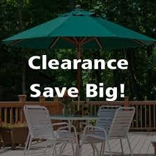 Offset Patio Umbrellas Clearance by Shop Patio Umbrellas At Outdoorpatioumbrellas Com
