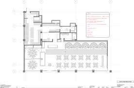 Floor Plan Layout by Delighful Restaurant Kitchen Plan Dwg Free Commercial Layout
