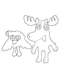 sheets moose coloring pages 76 on free coloring book with moose
