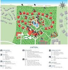 santa map cayo santa map location of all hotels in this resort