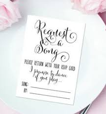 wedding song request cards diy printable wedding dj song request card a southern wedding