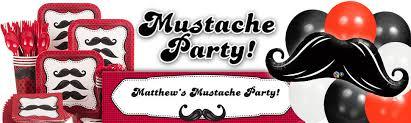 mustache party mustache party ideas