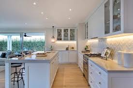 kitchens interiors kitchen in the classic htons interior style by world of style