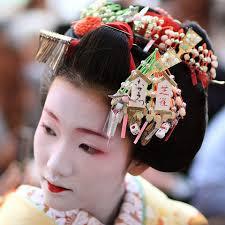 image maiko hair ornaments jpg geisha world wiki