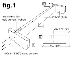 free folding picnic table plans