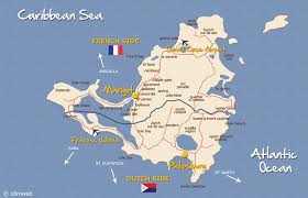 map of st martin geography st martin island locate st martin island in the