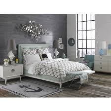Templeton Queen Bed Modern Furniture Jonathan Adler - Jonathan adler bedroom
