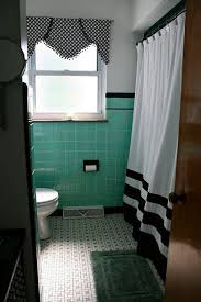 1950s green bathroom tile ideas and pictures