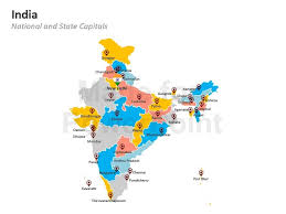 india map ppt template india map editable powerpoint maps download