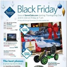 sam s club black friday 2015 ad has arrived blackfriday