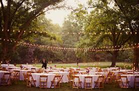 outside wedding decorations pictures on cheap wedding light decorations wedding ideas