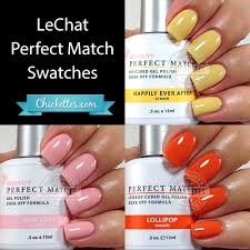 perfect match colors lechat perfect match spring shades nails pinterest perfect