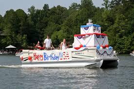 Pontoon Boat Design Ideas by Lake Wedowee Life Pontoon Ideas Pinterest Boat Parade