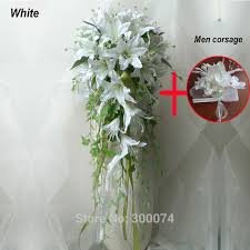 Flower Bouquets For Men - compare prices on white lilies flowers online shopping buy low