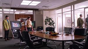 Mad Men Office Plottify A Chair Is The First Executive Not Only In The Office