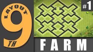 layout cv layout cv 9 farm 1 town level 9 farm 1 clash of