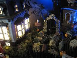 halloween villages lemax spooky town dept 56 halloween village display 2013 flickr