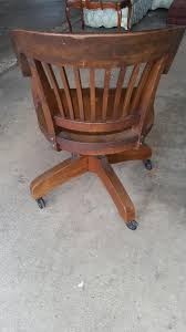 Who Invented The Swivel Chair by 1933 Johnson Chair Company Swivel Chair My Antique Furniture