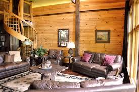 interior log homes log cabin homes kits interior photo gallery