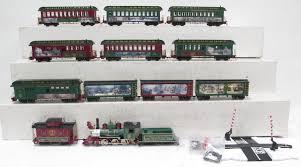 bachmann on30 kinkade express set trainz