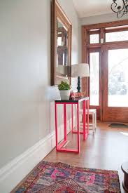 Blu Dot Strut Table Entryway Collected