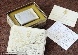 wedding cake kate middleton prince william and kate middleton wedding cake camilla gives