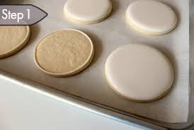 Baking Basics How to decorate sugar cookies with Callye of The