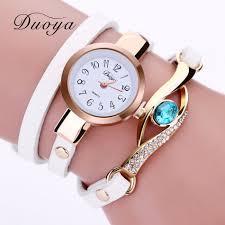 quartz bracelet wrist watches images Duoya gemstone women quartz bracelet wristwatches jpg