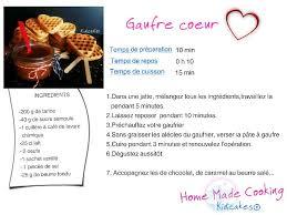 recette de cuisine a imprimer recette gaufre a imprimer un site culinaire populaire avec des