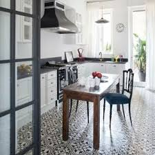 tile floor kitchen ideas black and white tile floor kitchen ideas photos houzz