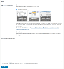 contextual related posts u2014 wordpress plugins
