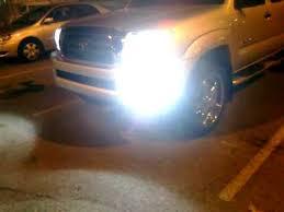 toyota tacoma hid fog lights tacoma trd h i d kit