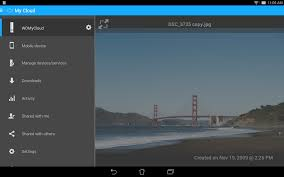 my cloud android apps on google play