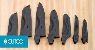 kitchen knives with sheaths kitchen knife sheaths storage sheaths by cutco