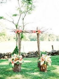 36 cute spring wedding arches happywedd com
