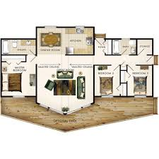 aurora ii floor plan 3 bed 2 bath 1200 sq ft nice one level