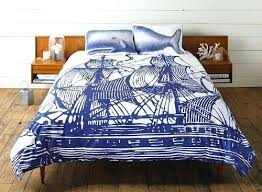 nautical duvet covers double nautical themed duvet covers south