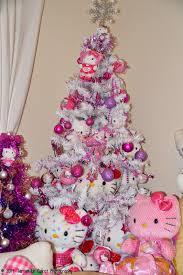 staying super kawaii hello kitty christmas cute decorations