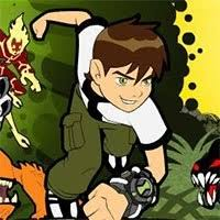 ben 10 savage pursuit games kbhgames