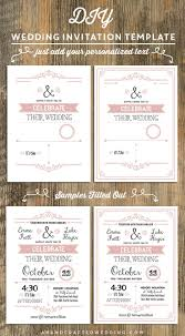 wedding invitations layout beautiful passport wedding invitation template contemporary